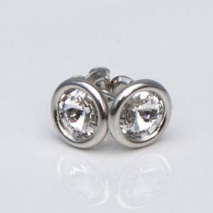 APRIL - Clear Crystal (Diamond)